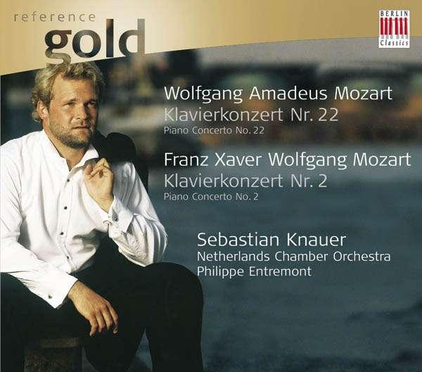 Mozart - Franz Xaver Mozart (1791 -1844) 0782124150822