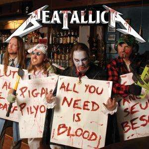 BEATALLICA - All You Need Is Blood - CD