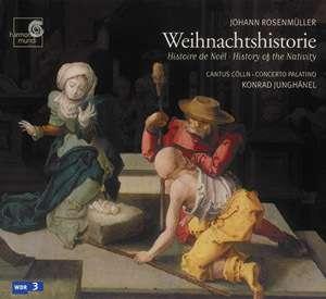 Johann Rosenmüller 0794881752829