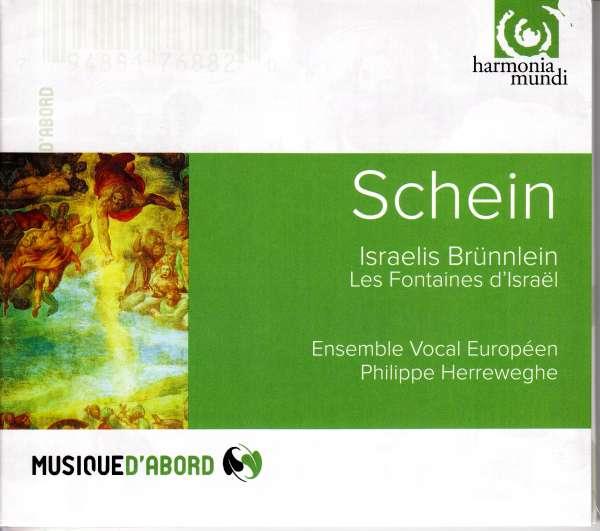 Johann Hermann Schein 0794881768820