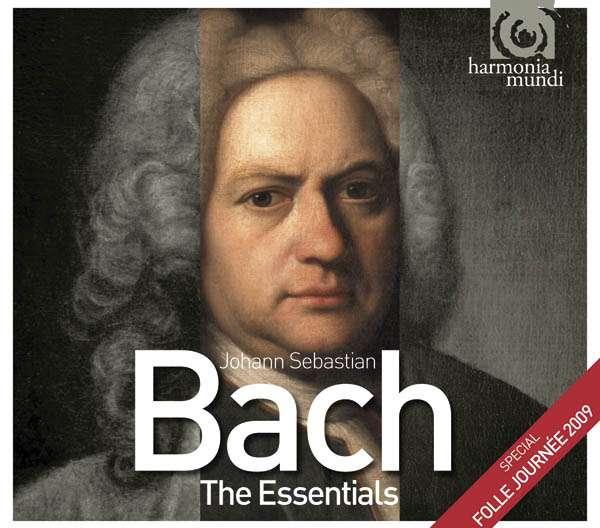 法国海螺Bach The Essentials 赫尔维格指挥
