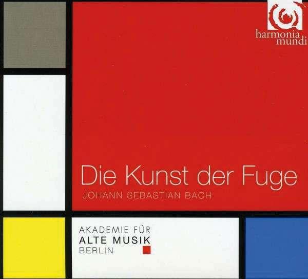 bach - Bach : Art de la Fugue - Page 2 0794881982820