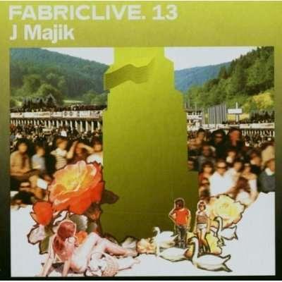 J MAJIK - FabricLive. 13 - CD