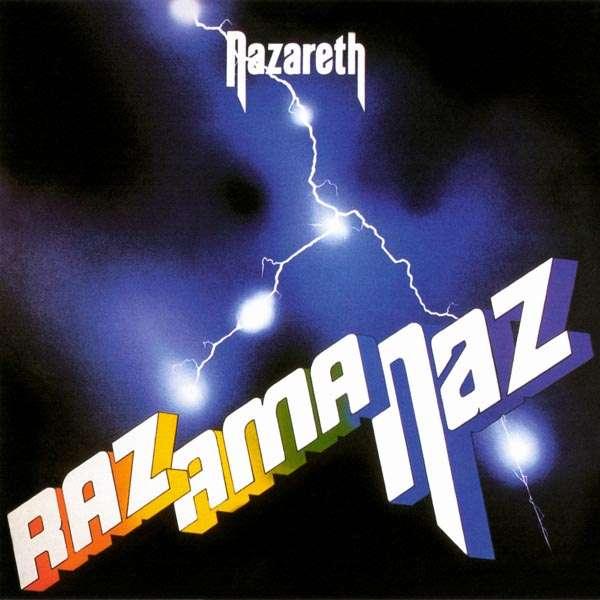 Nazareth Razamanaz 180g Limited Edition Colored