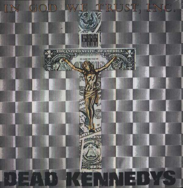 Dead Kennedys  In God We Trust  Inc   140g   Limited Edition   Green    In God We Trust Inc