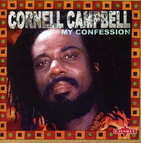 CORNELL CAMPBELL - My Confession - CD
