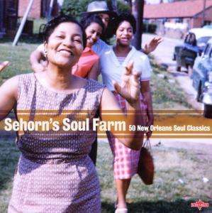 VARIOUS - Sehorn's Soul Farm - CD x 2
