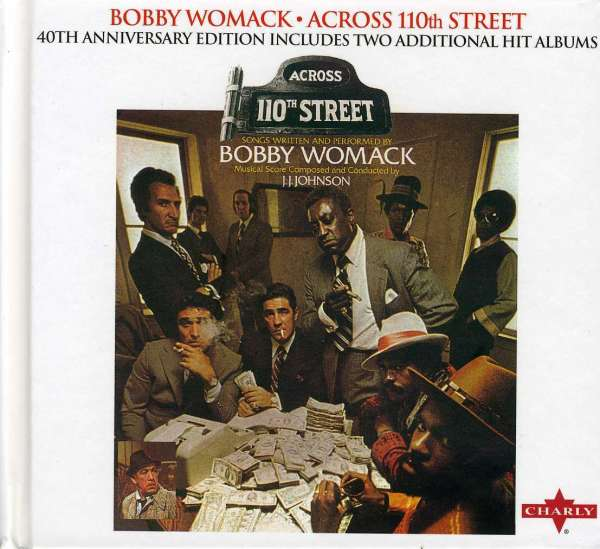 BOBBY WOMACK - Across 110th Street - CD x 2