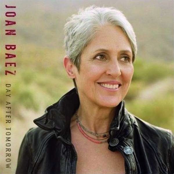 JOAN BAEZ - Day After Tomorrow - CD