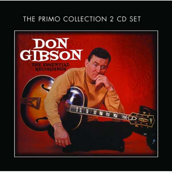 DON GIBSON - Don Gibson - The Essential Recordings - CD x 2