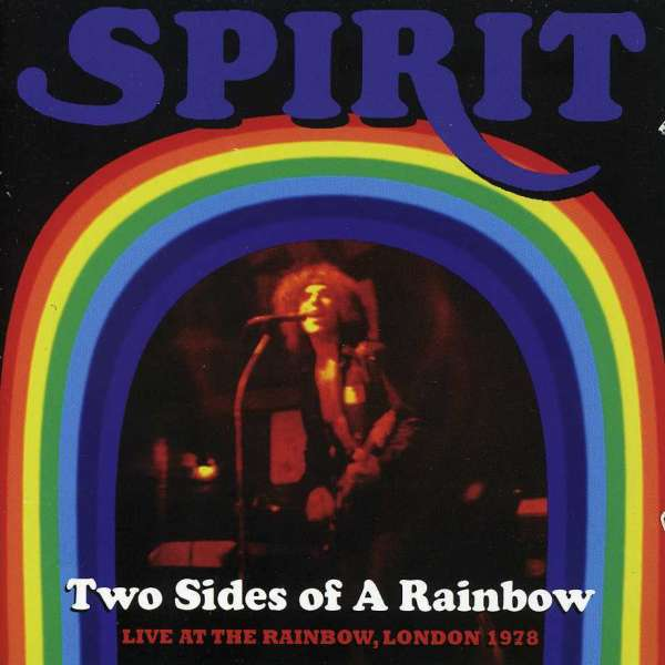 SPIRIT - Two Sides Of A Rainbow - CD x 2