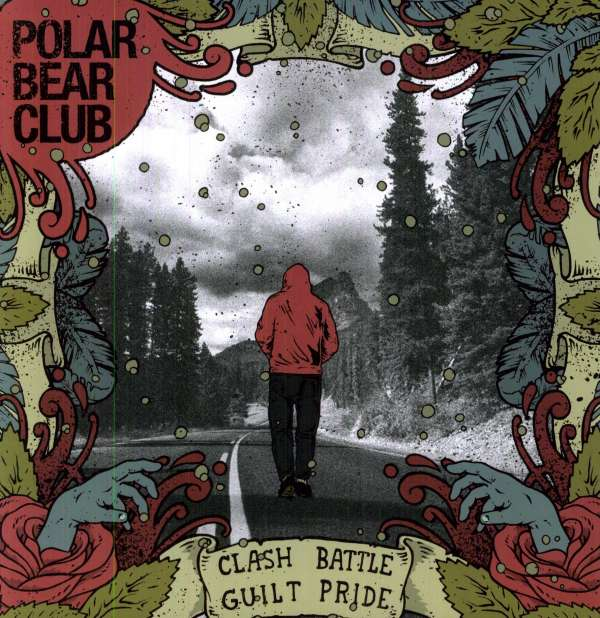 POLAR BEAR CLUB - Clash Battle Guilt Pride - LP