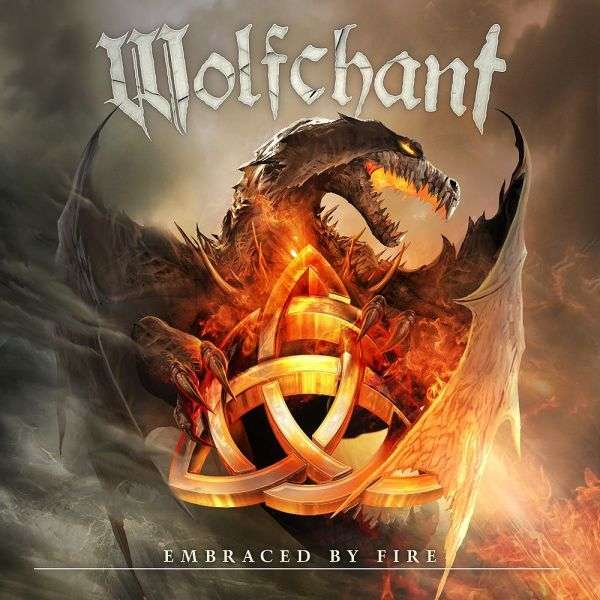 WOLFCHANT - Embraced By Fire - CD x 2