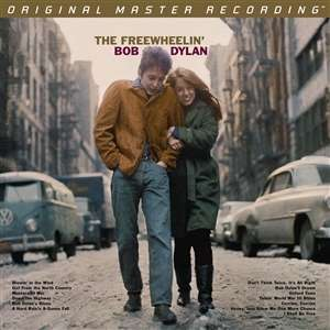 BOB DYLAN - The Freewheelin' Bob Dylan - 33T x 2