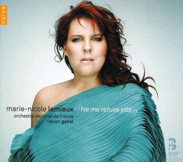 Marie-Nicole LEMIEUX 0822186052013