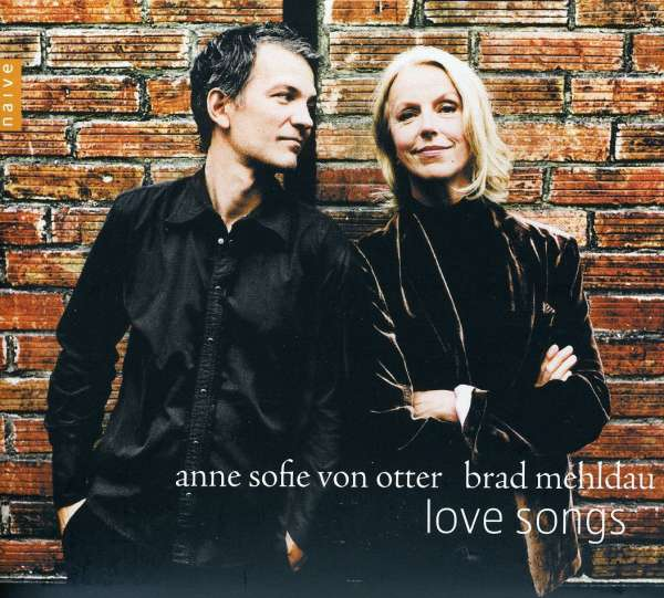 BRAD MEHLDAU ANNE SOFIE VON OTTER/V/C LOVE SONGS - Vc Love Songs