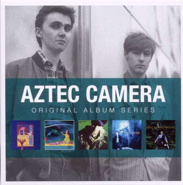 AZTEC CAMERA - Original Album Series - CD Box Set