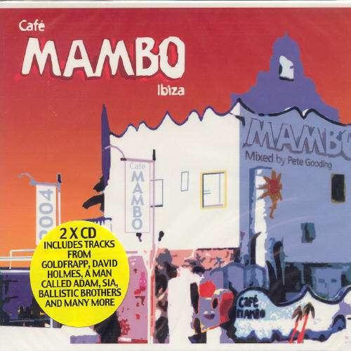 VARIOUS - Café Mambo Ibiza 10th Anniversary Album - CD x 2