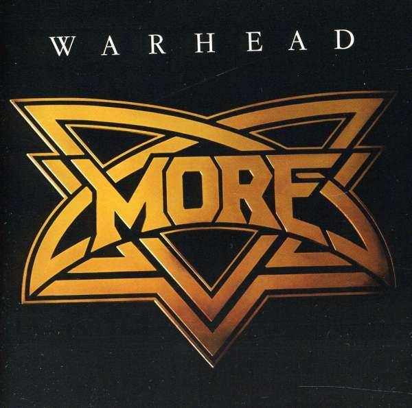MORE - Warhead - CD