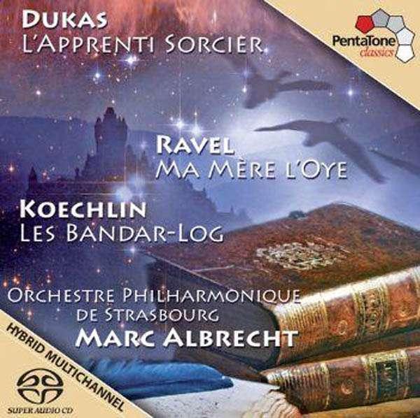 orchestre - Orchestre philharmonique de Strasbourg 0827949033667