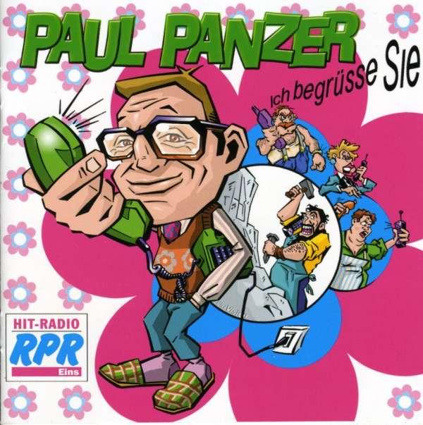PAUL PANZER - Ich Begrüsse Sie - CD