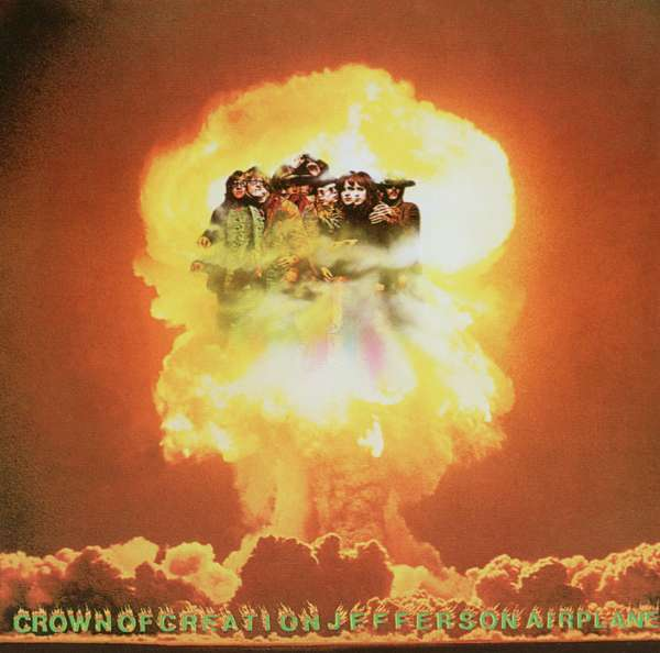 JEFFERSON AIRPLANE - Crown Of Creation - CD