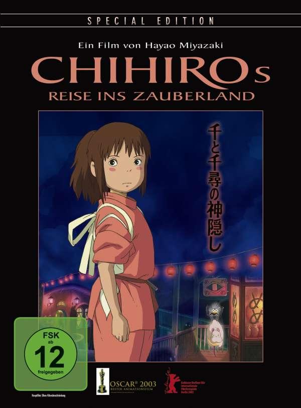 Chihiros Reise Ins Zauberland 2