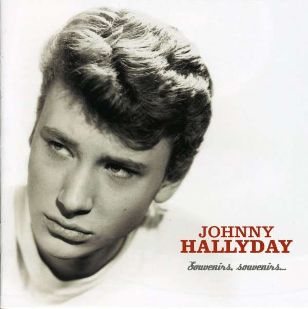 JOHNNY HALLYDAY - Souvenirs, Souvenirs - CD