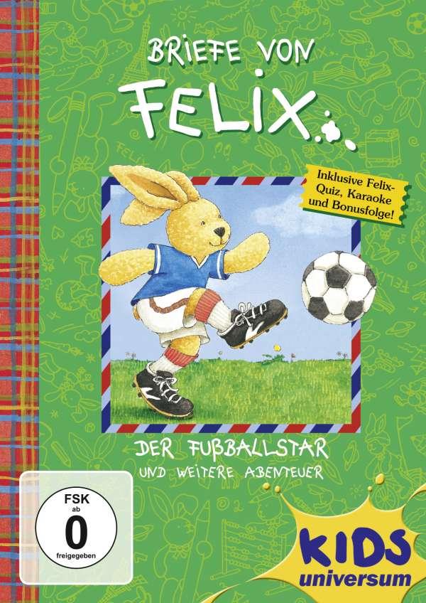 Briefe Von Felix Buch : Briefe von felix vol der fußballstar dvd jpc