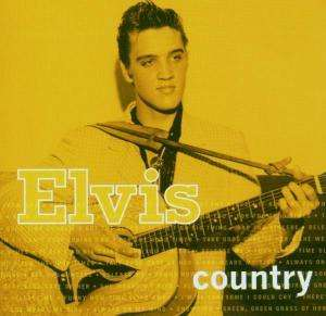 ELVIS PRESLEY - Elvisgreatest Country Hits