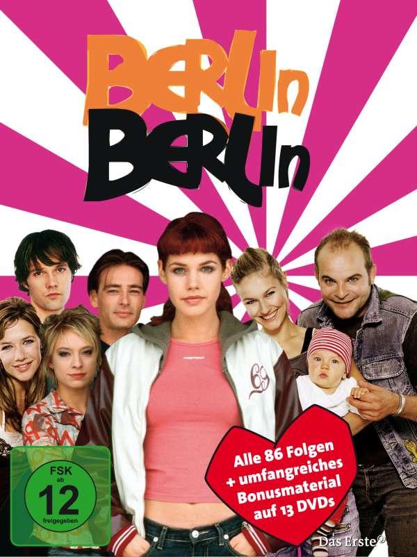 berlin berlin staffel 1 4 komplette serie 13 dvds jpc. Black Bedroom Furniture Sets. Home Design Ideas