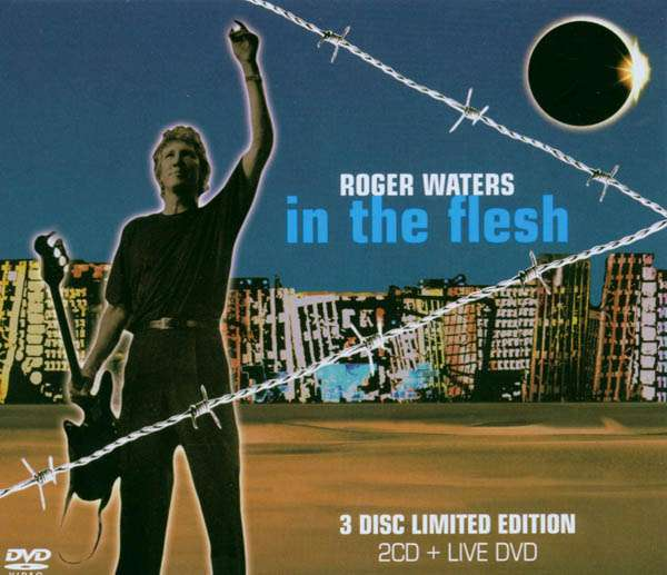 ROGER WATERS - In The Flesh - Coffret CD