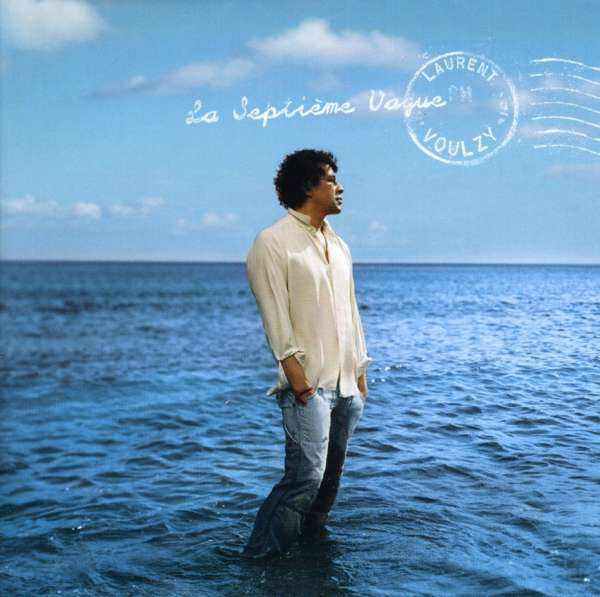 LAURENT VOULZY - La Septième Vague - CD