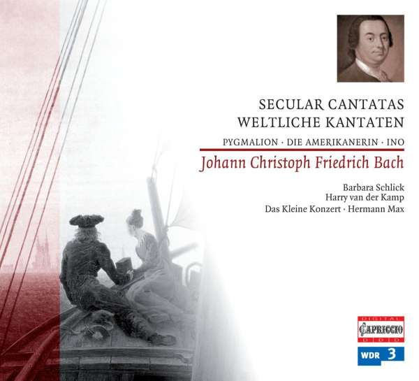 Johann Christoph Bach (1732 1795) 0845221050157