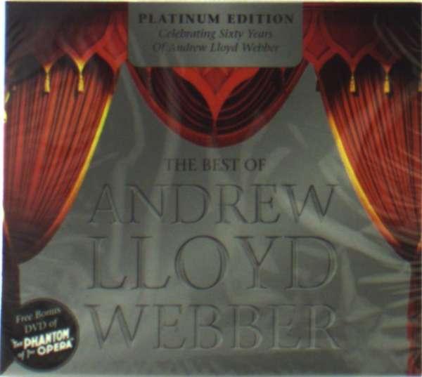 ANDREW LLOYD WEBBER - The Best Of (Platinum Edition) - CD + bonus