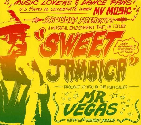 MR. VEGAS - Sweet Jamaica - CD x 2