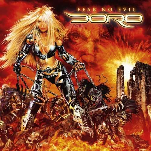 DORO - Fear No Evil - CD