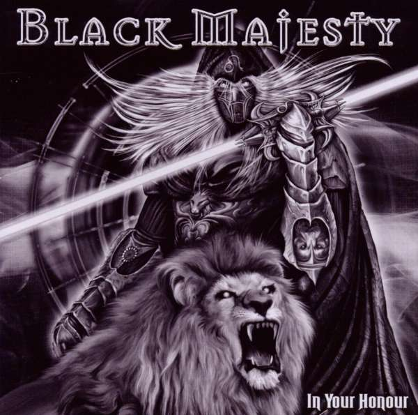 BLACK MAJESTY - In Your Honour - CD