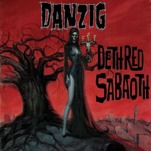 DANZIG - Deth Red Sabaoth - CD