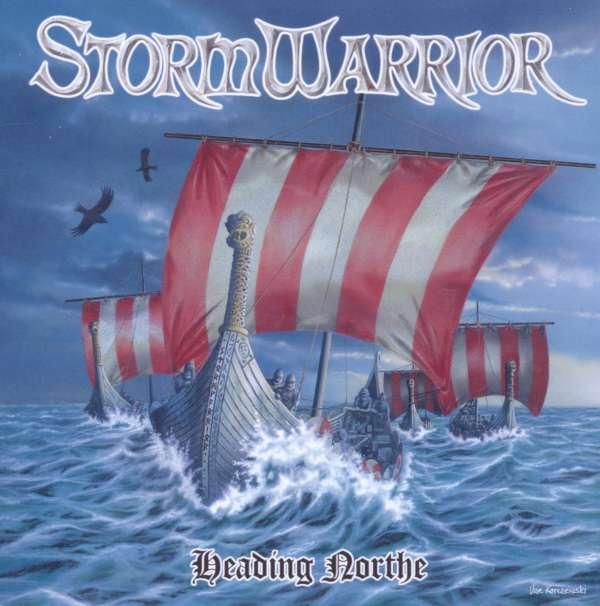 STORMWARRIOR - Heading Northe - CD
