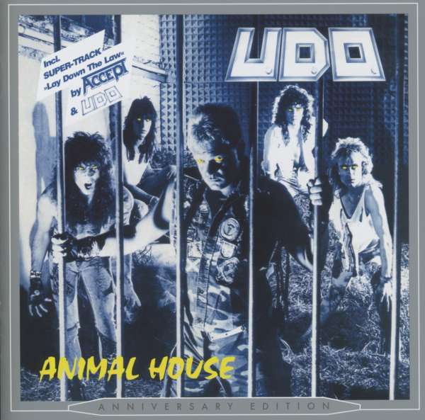 U.D.O. - Animal House - CD