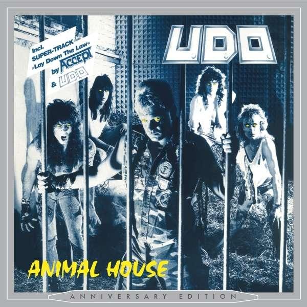 U.D.O. - Animal House - 33T x 2