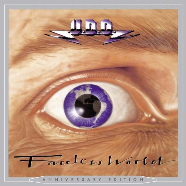 U.D.O. - Faceless World - 33T x 2
