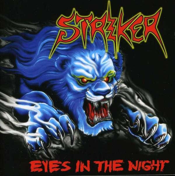 STRIKER - Eyes In The Night - CD