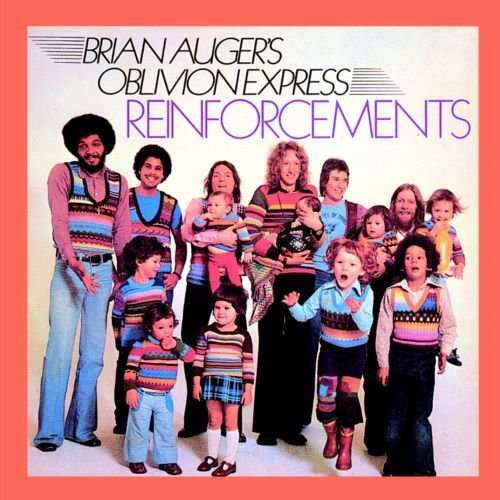 BRIAN AUGER'S OBLIVION EXPRESS - Reinforcements / Search Party - CD x 2