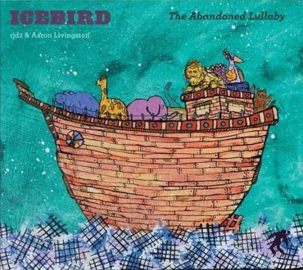 ICEBIRD - The Abandoned Lullaby - CD