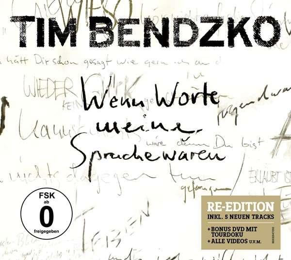 Tim Bendzko: Wenn Worte meine Sprache w  ren (CD + DVD) (Ltd. Re