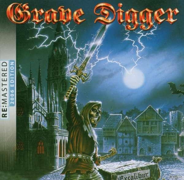 GRAVE DIGGER - Excalibur - CD