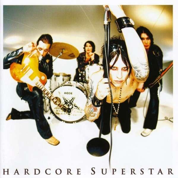 Hardcore Superstar Thank You 119