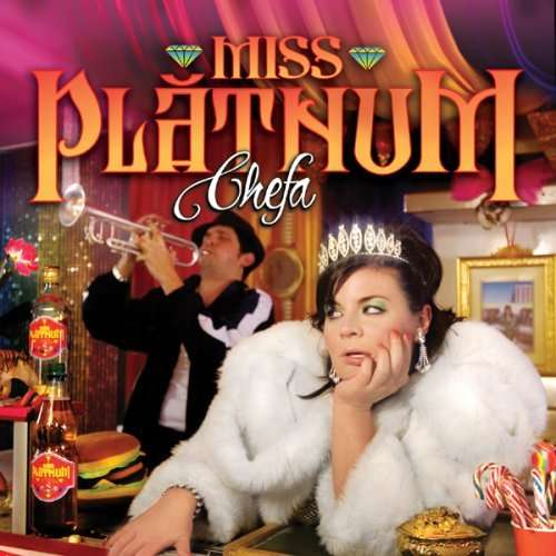 MISS PLATNUM - Chefa - CD